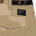Мужские шорты Stussy Ripstop Military Camo фото- 4