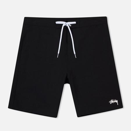 Мужские шорты Stussy Stock Trunk Black