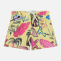 Мужские шорты Tommy Jeans Havana Beach Party Medium Drawstring Leaf Print Elfin Yellow фото - 0
