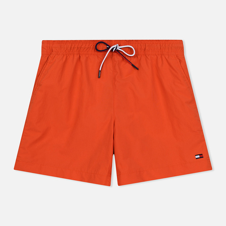 Мужские шорты Tommy Jeans Medium Drawstring Spicy Orange