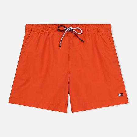 Мужские шорты Tommy Jeans Medium Drawstring Spicy Orange