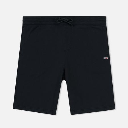 Мужские шорты Tommy Jeans Tommy Classics Sweat Black