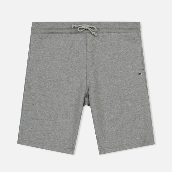 Мужские шорты Tommy Jeans Tommy Classics Sweat Light Grey Heather
