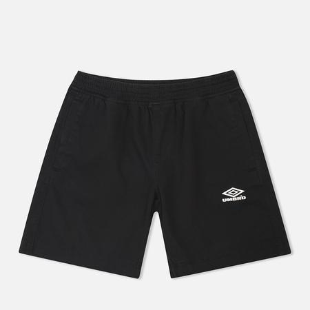 Umbro Pro Training Classic Drill Men's Shorts Black
