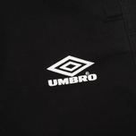 Мужские шорты Umbro Pro Training Classic Drill Black фото- 1