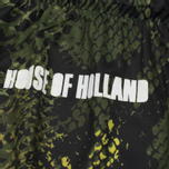 Мужские шорты Umbro x House Of Holland Snake Print Swim Green фото- 2
