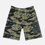 Undefeated Big 5 Strikes Sweat Men's Shorts Camo photo- 0