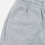 Мужские шорты Undefeated Big 5 Strikes Sweat Grey Heather фото- 2