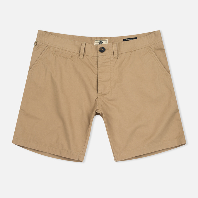 Uniformes Generale Dessert Rat Chino Men`s Shorts Sand