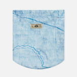 Uniformes Generale Stay Wild La Brea Men`s Shorts Blue Chambray photo- 2