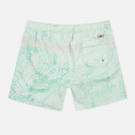 Мужские шорты Uniformes Generale Stay Wild La Brea Mint Chambray фото- 1
