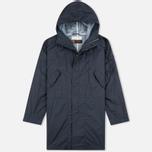 Мужская куртка парка Universal Works Olmetex Super LT Navy фото- 0
