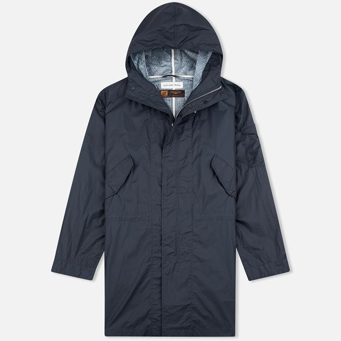 Мужская куртка парка Universal Works Olmetex Super LT Navy