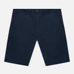 Мужские шорты Universal Works Deck Twill Navy фото- 0