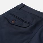 Мужские шорты Universal Works Deck Twill Navy фото- 1