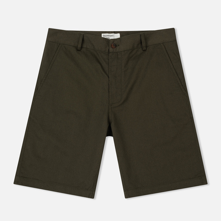Мужские шорты Universal Works Deck Twill Olive
