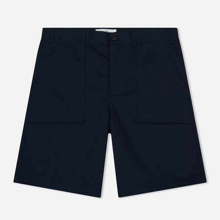 Мужские шорты Universal Works Fatigue Twill Navy