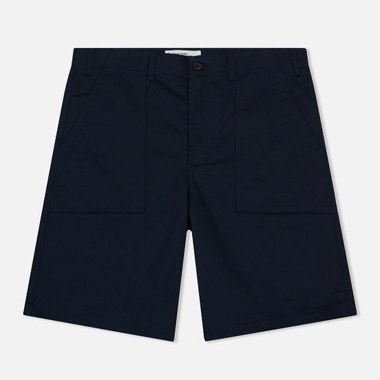 Мужские шорты Universal Works Fatigue Twill Navy