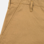 Universal Works Loose Twill Men's Shorts Camel photo- 1