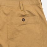 Universal Works Loose Twill Men's Shorts Camel photo- 3