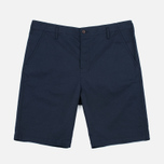 Мужские шорты Universal Works Loose Twill Navy фото- 0