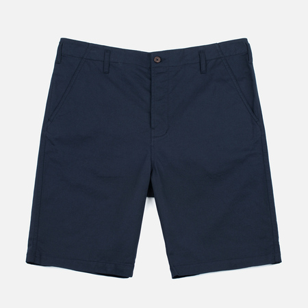 Universal Works Loose Twill Men's Shorts Navy