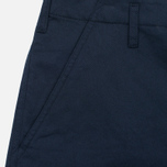 Мужские шорты Universal Works Loose Twill Navy фото- 1