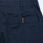 Мужские шорты Universal Works Loose Twill Navy фото- 3