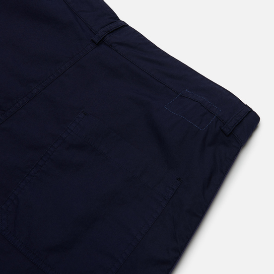 Мужские шорты Universal Works Walk Poplin Navy