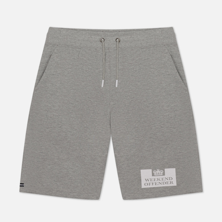 Weekend Offender Action Men's Short Grey Marl