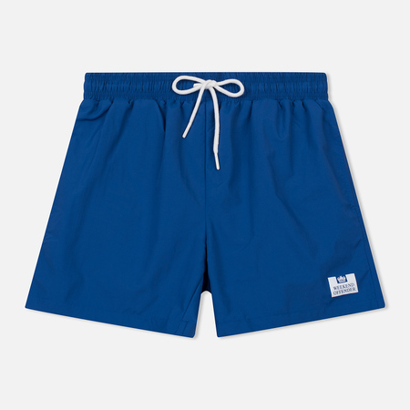 Мужские шорты Weekend Offender Blue Blood Reff Blue