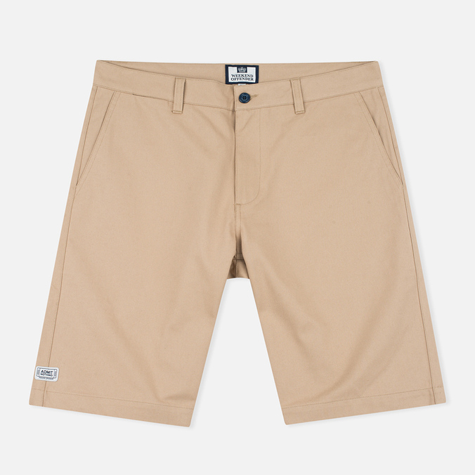 Мужские шорты Weekend Offender Fairfield Stone