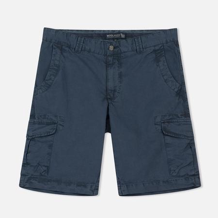 Мужские шорты Woolrich Cargo Mood Indigo