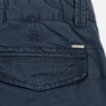 Мужские шорты Woolrich Cargo Mood Indigo фото- 4