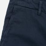 Мужские шорты YMC Chino Navy фото- 1