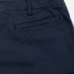 Мужские шорты YMC Chino Navy фото- 3