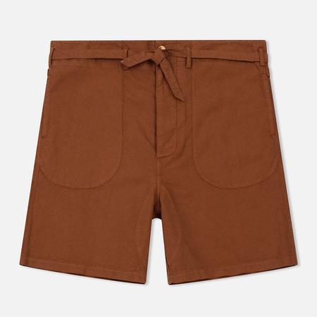 Мужские шорты YMC El Granjero Brown