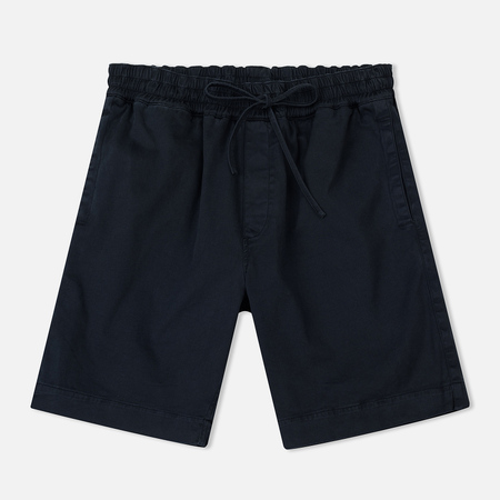 Мужские шорты YMC Jay Garment Dyed Cotton Twill Navy