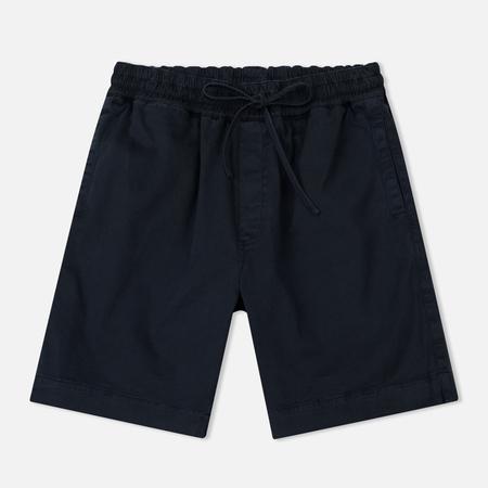 Мужские шорты YMC Jay Garment Dyed Cotton Twill Navy