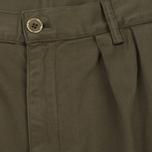 Мужские шорты YMC Orange Juice Olive фото- 1