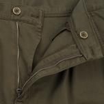 Мужские шорты YMC Orange Juice Olive фото- 2