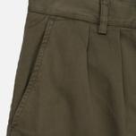 Мужские шорты YMC Orange Juice Olive фото- 3