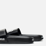 Мужские сланцы Reebok x Born X Raised Classic Slide Black/White фото- 5