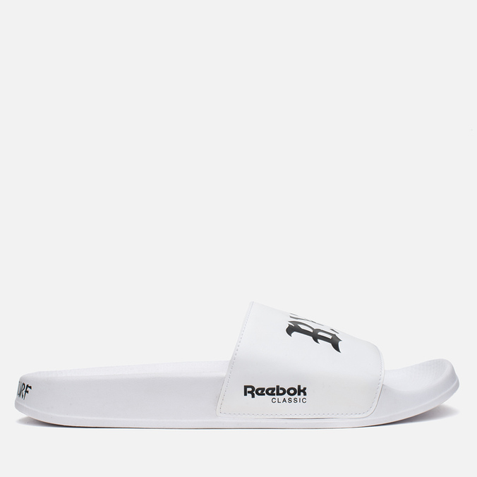 Мужские сланцы Reebok x Born X Raised Classic Slide White/Black