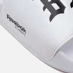 Мужские сланцы Reebok x Born X Raised Classic Slide White/Black фото- 7