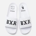 Мужские сланцы Reebok x Born X Raised Classic Slide White/Black фото- 4