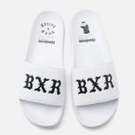 Мужские сланцы Reebok x Born X Raised Classic Slide White/Black фото- 4