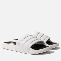Сланцы adidas Originals Adilette Boost White/White/White