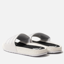 Мужские сланцы adidas Originals Adilette Boost White/White/White фото- 2
