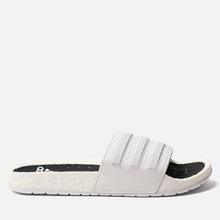 Мужские сланцы adidas Originals Adilette Boost White/White/White фото- 3